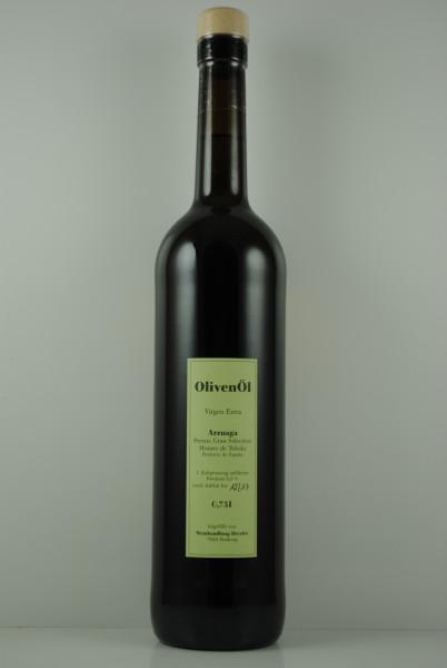 Olivenöl Virgen Extra, Arzuaga